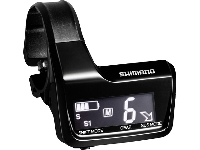 Shimano Deore XT Di2 SC-MT800 Display Schelle 31,8mm/35mm